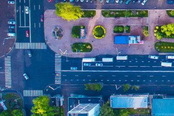 Элементы дорожной инфраструктуры