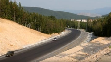 В Ишимбайском районе с опережением графика завершили ремонт дороги Ишимбай-Воскресенское-Мелеуз на участке км 20,0 - км 22,5